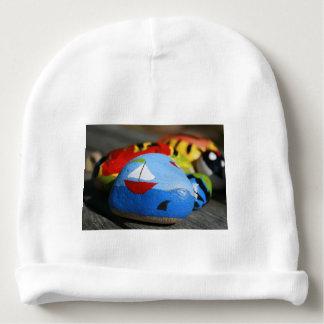 Gorra de los niños - imagen pintada del marinero gorrito para bebe