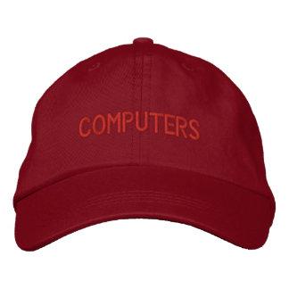 Gorra de los ordenadores