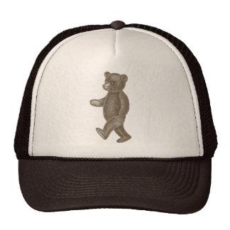Gorra de los osos de peluche del vintage que