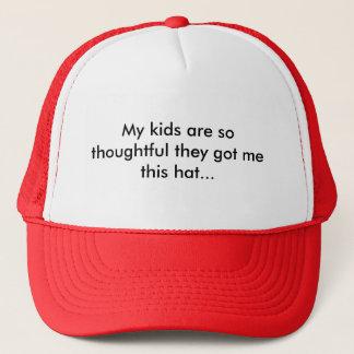 Gorra de los padres