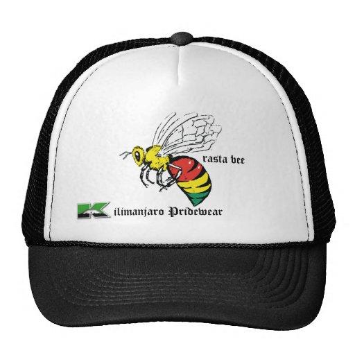 gorra de los perseguidores de la abeja del rasta