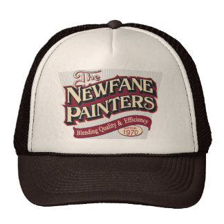 Gorra de los pintores de Newfane