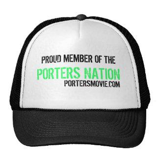 Gorra de los porteros