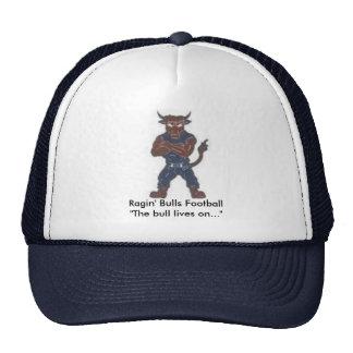Gorra de los toros de Ragin