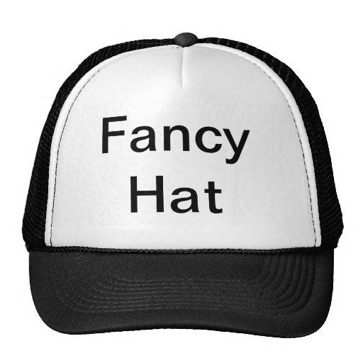 Gorra de lujo