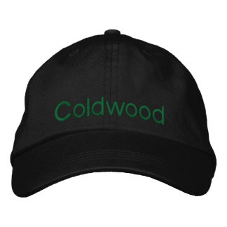 Gorra de lujo de Coldwood Gorras De Béisbol Bordadas