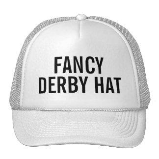 Gorra de lujo de Derby