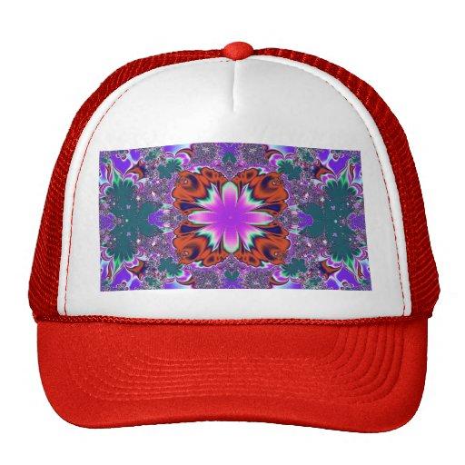 Gorra de lujo del fractal
