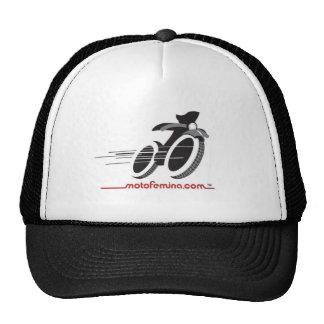 Gorra de MotoFemina