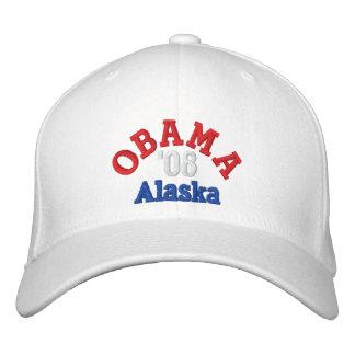 Gorra de Obama '08 Alaska