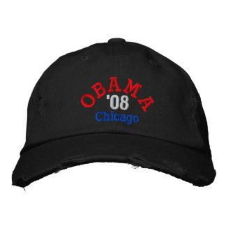 Gorra de Obama '08 Chicago
