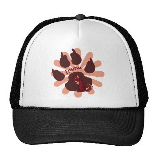 Gorra de Pawprint de Inunu