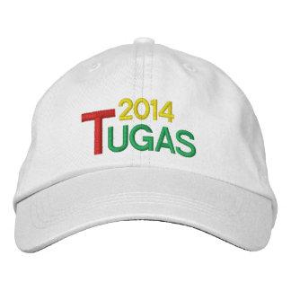 GORRA de PORTUGAL 2014 TUGAS/Chapeu Tugas