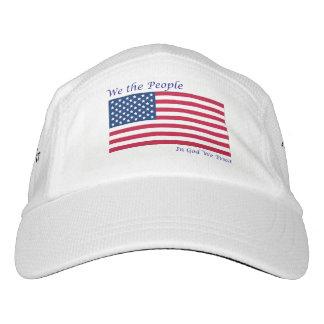 Gorra de punto del funcionamiento del gorra de alto rendimiento