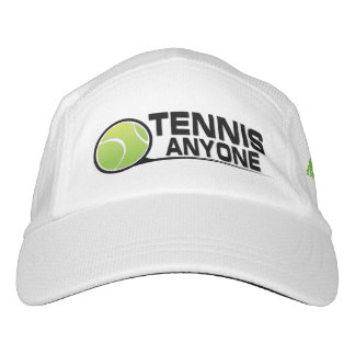 Gorra de punto del funcionamiento del tenis
