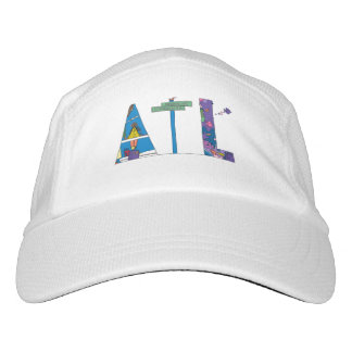Gorra de punto el   ATLANTA, GA (ATL) del