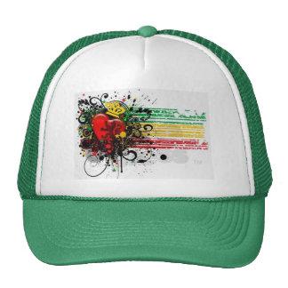 Gorra de Rasta