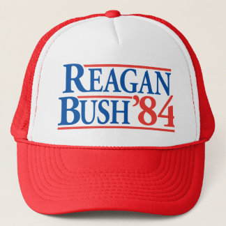 Gorra de Reagan Bush '84