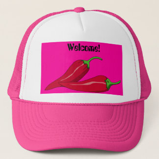 Gorra de Red Hot Chili Peppers
