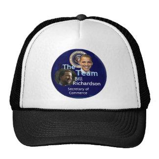 Gorra de Richardson del equipo
