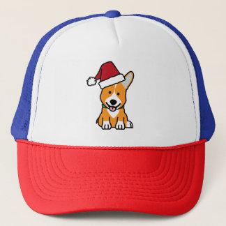 Gorra de Santa del navidad Galés del Pembroke del