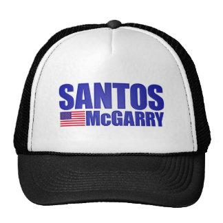 Gorra de Santos McGarry