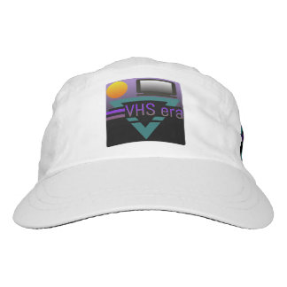 Gorra de Sun de la pendiente de la era del Vhs
