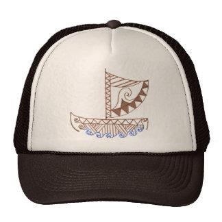 Gorra de Wa'a (llano)