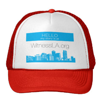Gorra de WitnessLA