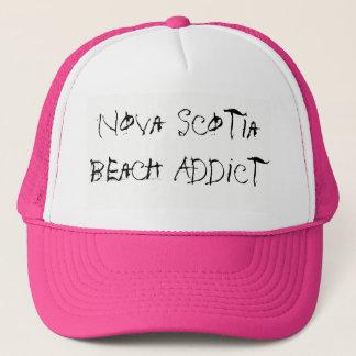 Gorra del adicto a la playa de Nueva Escocia