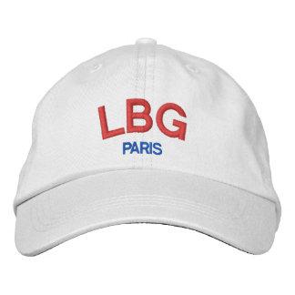 Gorra del aeropuerto de Le Bourget (París) Gorro Bordado