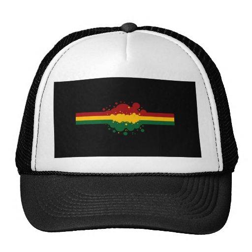 Gorra del ambiente de Rasta