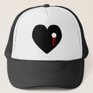 Gorra del amor de Outta del corazón sangrante