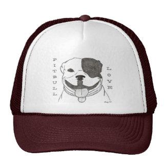 Gorra del amor de Pitbull