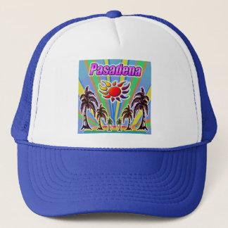 Gorra del amor del verano de Pasadena