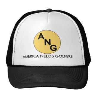 Gorra del ANG
