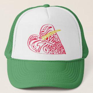 Gorra del Anthurium