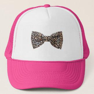 Gorra del arco del leopardo