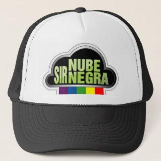 gorra del arco iris del sirnubenegra