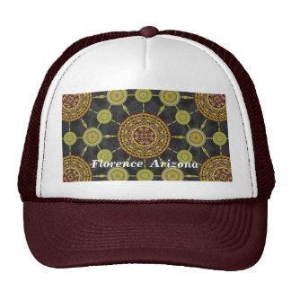 Gorra del arsenal de la mandala del cactus de Chol