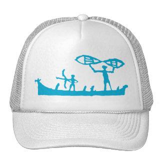 Gorra del azul de Viking