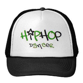 Gorra del bailarín de Hip Hop