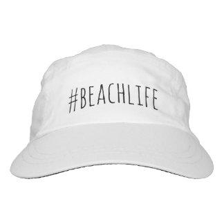 Gorra del #BeachLife Gorra De Alto Rendimiento