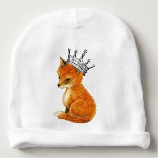 Gorra del bebé de la corona del vintage del Fox Gorrito Para Bebe