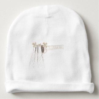 Gorra del bebé de la novia del arma gorrito para bebe