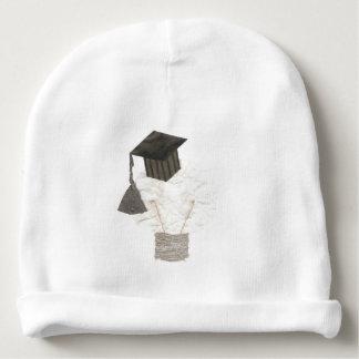 Gorra del bebé del bulbo del graduado gorrito para bebe