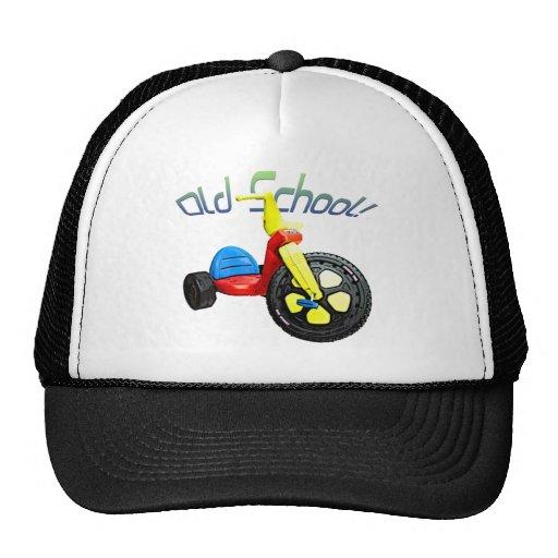 Gorra del bigwheel de la escuela vieja