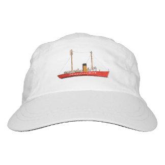 gorra del buque faro del nantucket