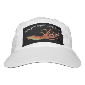 gorra del calamar gorra de alto rendimiento