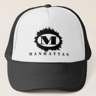 Gorra del camión de Manhattan